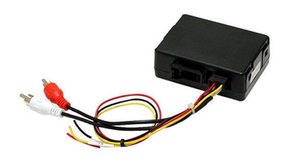 JCK23-244 - Landrover Fibre Optic amplifier system interface for Discovery 3 and 4, Sport and Freelander 2