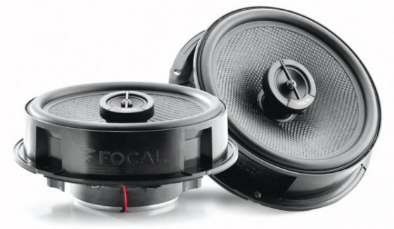 FOCAL IC165VW - 16 5cm 2 WAY Component Speaker Kit for VW