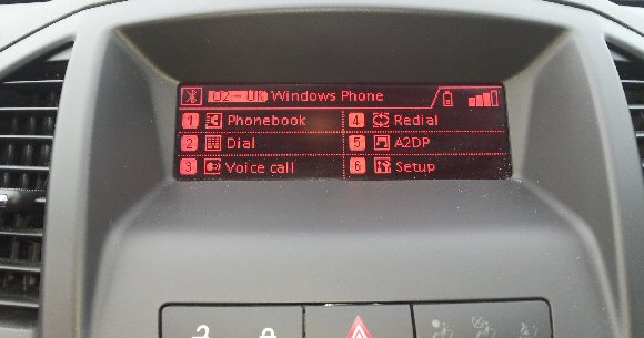 Metavoice M1 - Vauxhall and Opel OPX METAVOICE Fully Integrated Bluetooth  Handsfree Kit with A2DP Music Streaming with installation