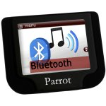 MKi9200 - Parrot Buetooth handsfree car kit with detachable colour LCD, A2DP and iPod interface