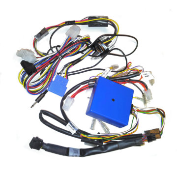 sw93saabck31000 steering wheel interface kit for saab 9 3 and 9 sw93saabck3100 steering wheel interface wiring harness for saab 9 3 to parrot ck3100
