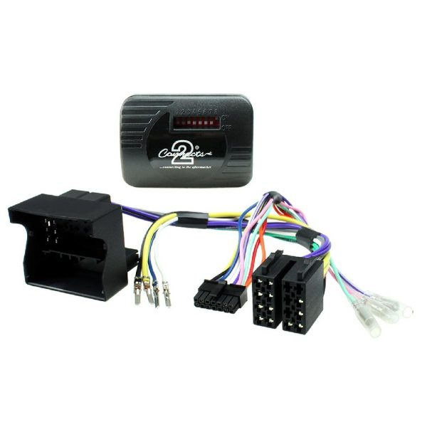 CT-QUAD-CAN - Universal Quadlock to ISO harness adaptor with a CAN-Bus on
