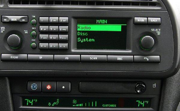 Saab 9-3 stereo 2001 to 2006 - JustCarKits Blog